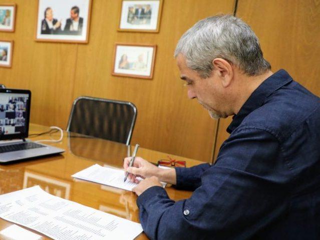 Avellaneda recibe $ 60,8 millones para enfrentar la pandemia del Covid-19