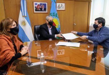 La Municipalidad de Avellaneda y el Ministerio de Desarrollo trabajarán en conjunto para mejorar la calidad de Espacios de Primera Infancia