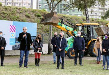 Se construirán una nueva estación de trenes en Avellaneda y un paso bajo vías en Villa Domínico