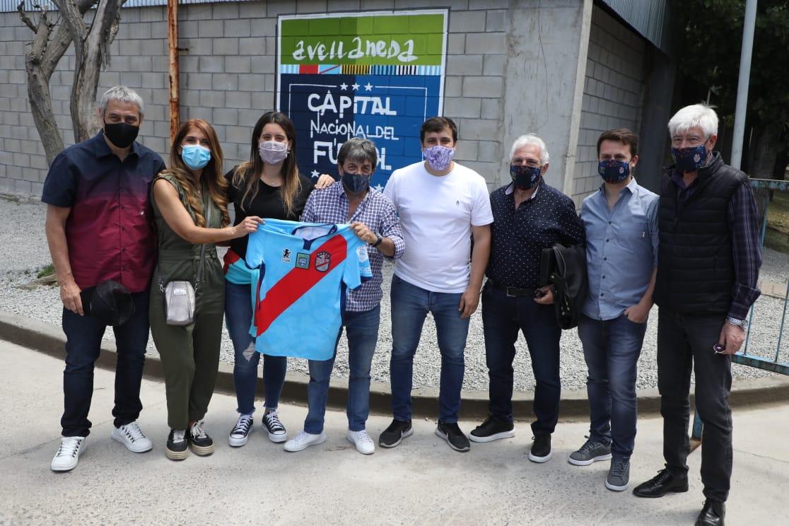 José Omar Pastoriza y Diego Milito ya tienen sus calles en la Capital Nacional del Fútbol