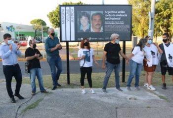 El intendente Chornobroff participó del homenaje a las víctimas de la Masacre de Wilde