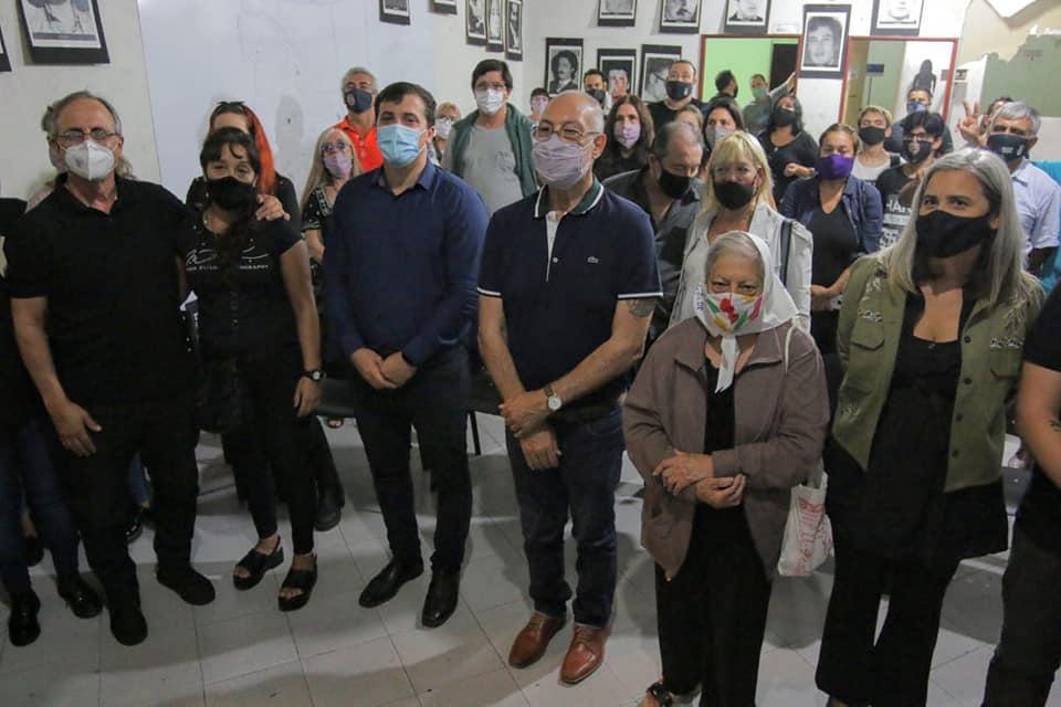 """El intendente Alejo Chornobroff presentó el recorrido virtual del Espacio de Memoria """"El Infierno"""""""