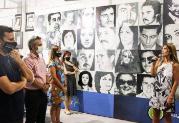 Se homenajeó a las mujeres detenidas desaparecidas del ex centro clandestino El Infierno