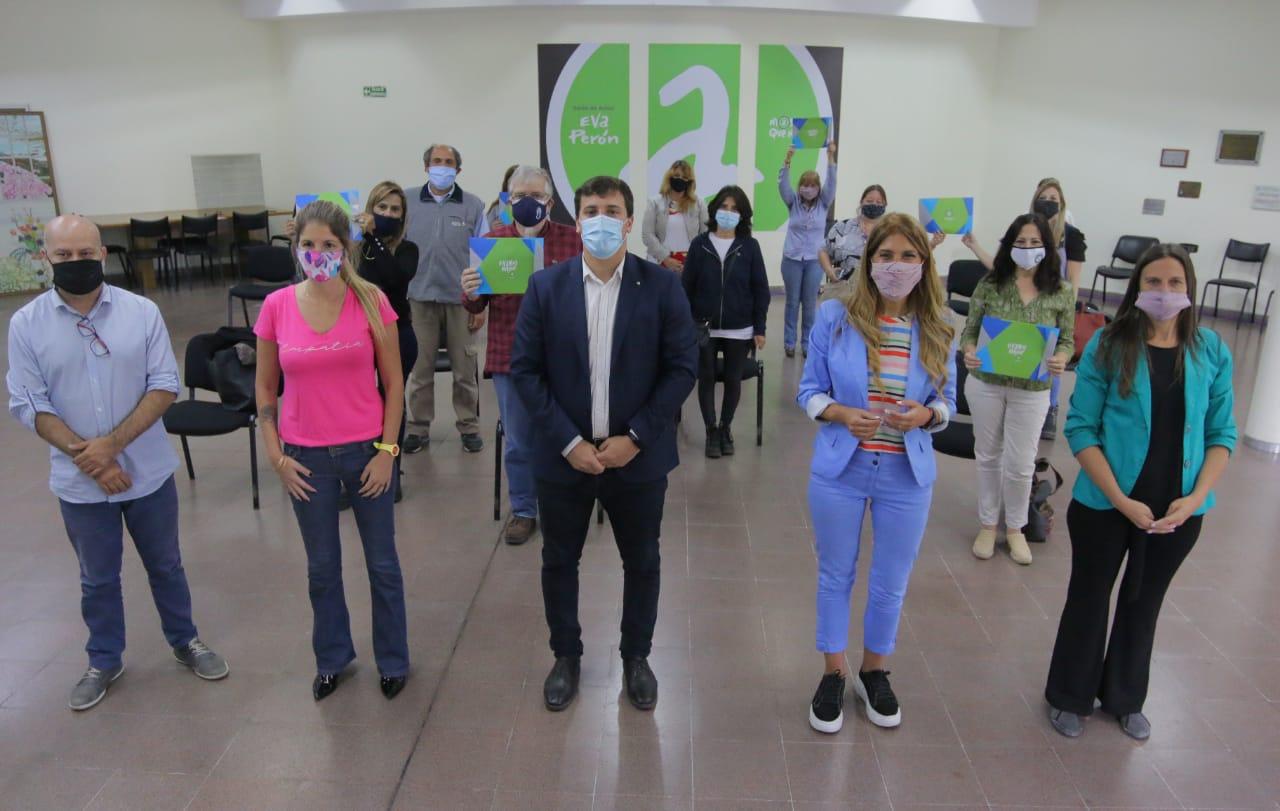 La Municipalidad de Avellaneda entregó $ 59,5 millones en subsidios para escuelas públicas