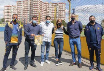 La Municipalidad de Avellaneda entregó nuevos subsidios a los clubes Sportivo Dock Sud y San Telmo