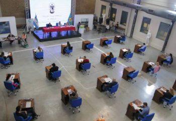 Nueva sesión del Concejo Deliberante, en el Centro Municipal de Arte
