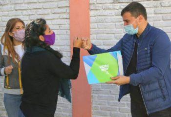 El Municipio de Avellaneda entregó más de 8 millones de pesos en subsidios a instituciones barriales