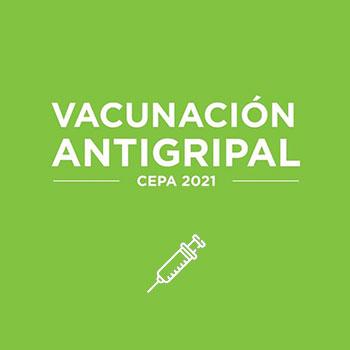 Vacunación Antigripal 2021
