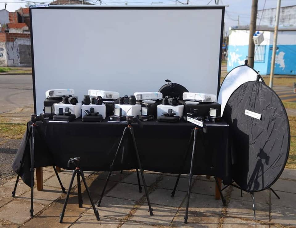 Se lanzaron los Polos Audiovisuales Descentralizados