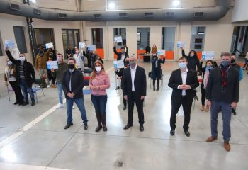 Más familias de Avellaneda recibieron sus créditos del Programa Casa Propia