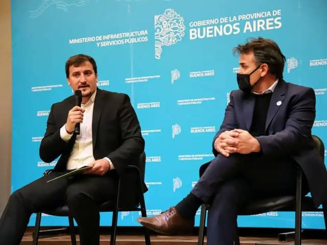 """El intendente Chornobroff participó de la presentación del proyecto """"Casas de la Provincia"""""""