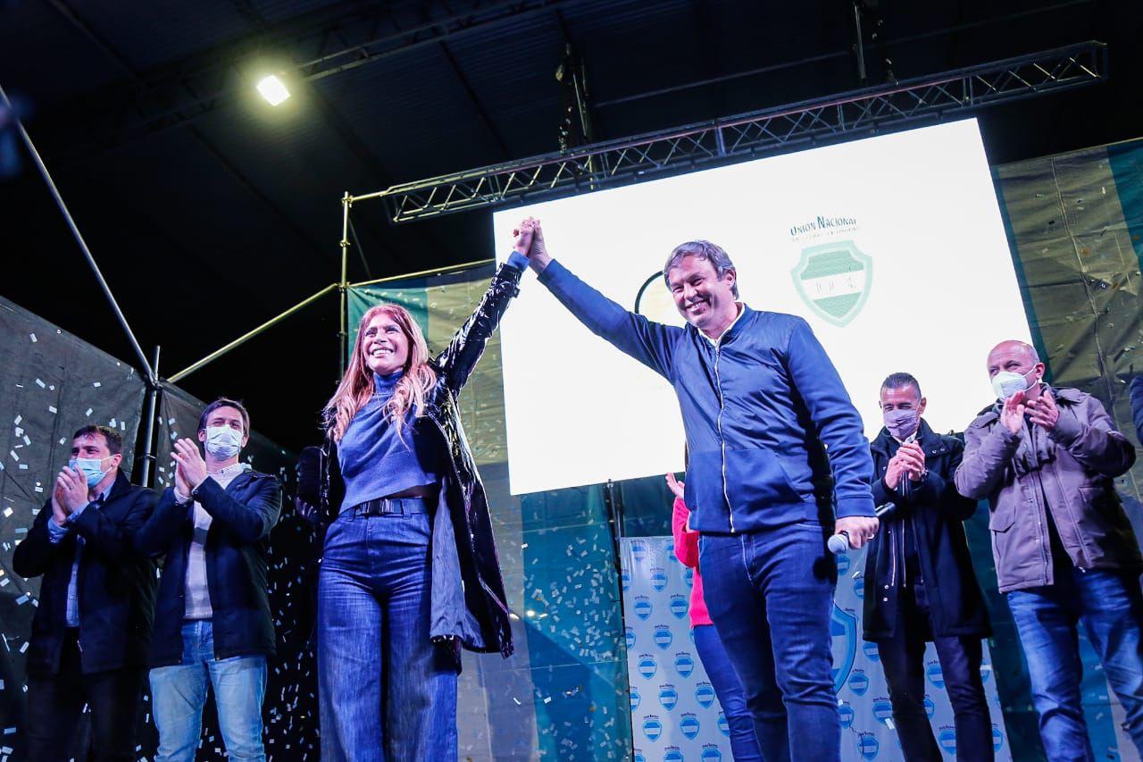 La Unión Nacional de Clubes de Barrio celebró su 14° aniversario en Avellaneda