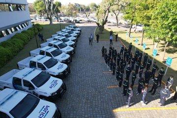 Avellaneda suma nuevos vehículos y agentes para tareas de patrullaje y monitoreo en la ciudad