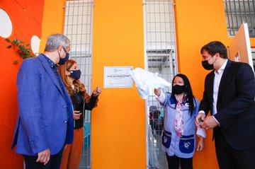 El Jardín de Infantes N° 916 estrenó nuevo edificio